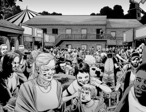 The Walking Dead #142- The fair