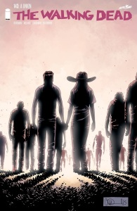 The Walking Dead #143- Cover