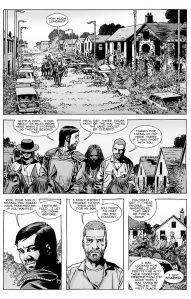 The Walking Dead #143- Dante and Rick talk about Carl's disappearance