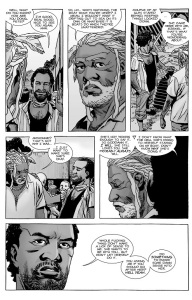 The Walking Dead #143- Pete and Ezekiel discuss Michonne