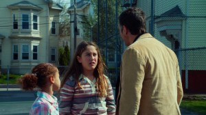 Infinitely Polar Bear- Amelia and Faith talk with their father