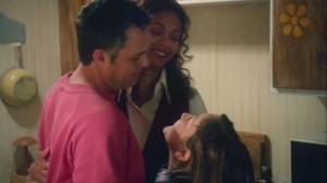Infinitely Polar Bear- Amelia pushes Cam and Maggie together