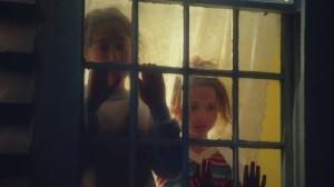 Infinitely Polar Bear- Faith and Amelia watch their father get arrested