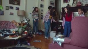 Infinitely Polar Bear- Faith and Amelia's friends come to their apartment