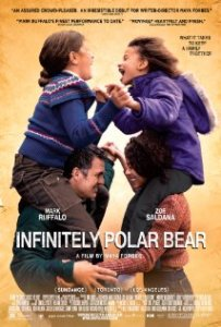 Infinitely Polar Bear- Poster
