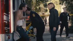 Maybe Tomorrow- Ani speaks with Ray as he's being patched up after being shot