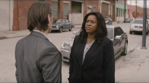 Other Lives- Davis tells Ray that she's opening a special investigation