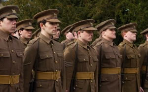 Testament of Youth- Men prepared to serve