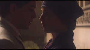 Testament of Youth- Roland and Vera have some alone time for a little bit