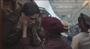 Testament of Youth- Roland and Vera say their goodbyes