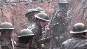 Testament of Youth- Roland in trenches
