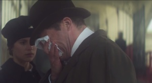Testament of Youth- Vera's father weeps