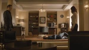 Black Maps and Motel Rooms- Jordan sees Blake's body