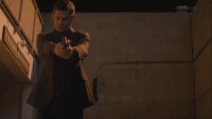 Black Maps and Motel Rooms- Lieutenant Burris kills Paul