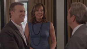 Under Influence- Barton runs into Margaret, meets Graham