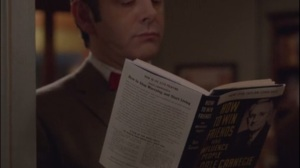 Under Influence- Bill reads Dan Carnegie's book