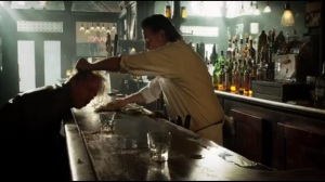 Damned If You Do- Bullock cleans up at the bar