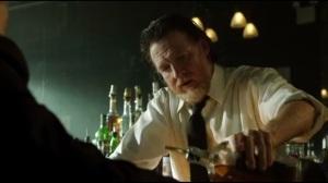 Damned If You Do- Bullock running a bar