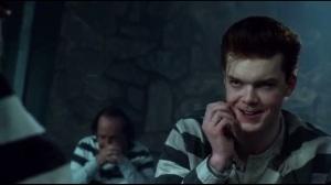Damned If You Do- Jerome explains Arkham to Barbara