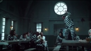 Damned If You Do- Zaardon introduces himself to the inmates at Gotham