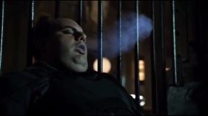 Damned If You Do- Zaardon smokes