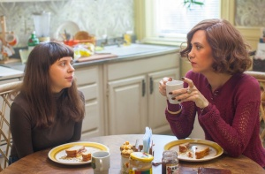 Diary of a Teenage Girl- Minnie and her mother, Charlotte, played by Kristen Wiig