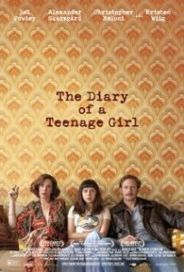 Diary of a Teenage Girl- Poster