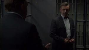 Full Ten Count- Bill hands over Lester's belt