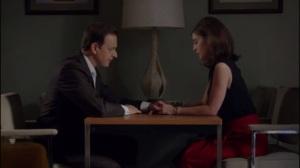 Full Ten Count- Dan tells Virginia all about his broken heart