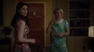 High Anxiety- Betty and Helen realize Austin is still there
