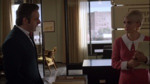 High Anxiety- Bill wants Betty to get information from Virginia