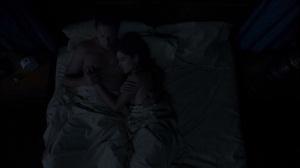 High Anxiety- Dan and Virginia in bed