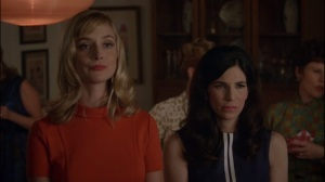 High Anxiety- Libby and Stephanie, played by Laura Silverman, talk about Paul