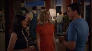 High Anxiety- Libby introduces Paul to Stephanie