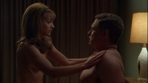 High Anxiety- Nora and Jack's non-sexual touching