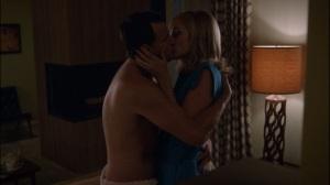 High Anxiety- Paul and Libby kiss