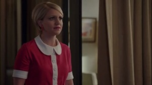 Surrogates- Betty is a lesbian, not a moron