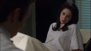Surrogates- Helen on the operating table