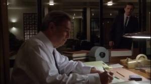 Surrogates- Jonathan stops by Barton's office