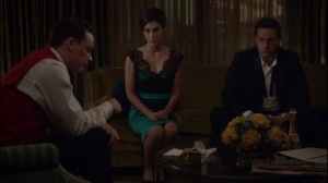 Surrogates- Martin speaks with Dan and Virginia about war and his sins