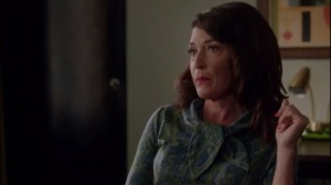 Surrogates- Melanie Ungar, played by Charlotte Bayne