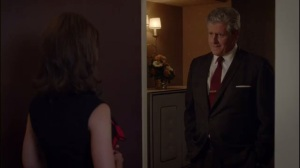 Surrogates- Mr. Avery tells Virginia about Dan turning down the offer