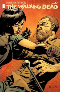 The Walking Dead #146- Cover