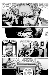 The Walking Dead #146- Eugene wants revenge