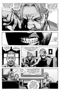 The Walking Dead #146- Eugene wants revenge