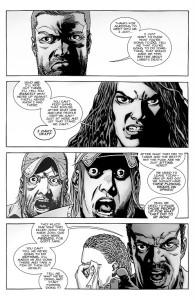 The Walking Dead #146- Rick won't strike back against The Whisperers...yet