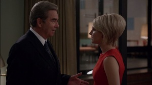 Through a Glass, Darkly- Betty knows, Barton