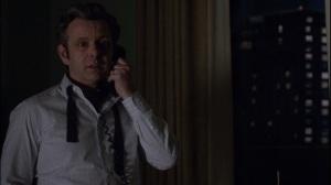 Through a Glass, Darkly- Bill makes a call