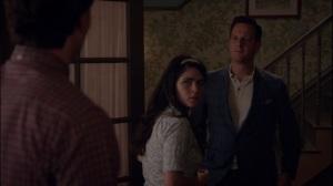 Through a Glass, Darkly- Dan catches Tessa and Matt