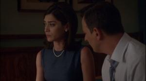 Through a Glass, Darkly- Virginia tells Dan that she can't face Tessa